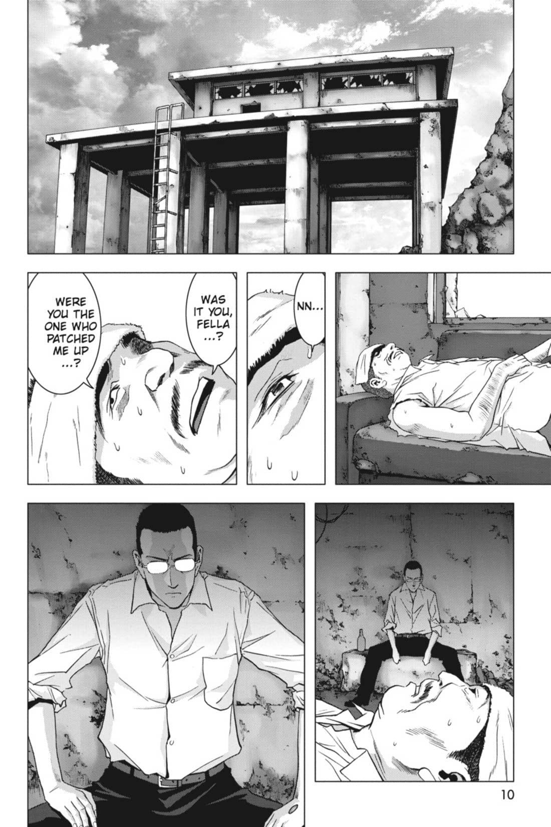 BTOOOM! Vol. 6