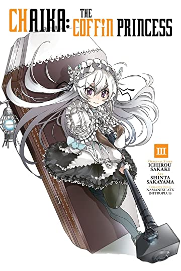 Chaika: The Coffin Princess Vol. 3