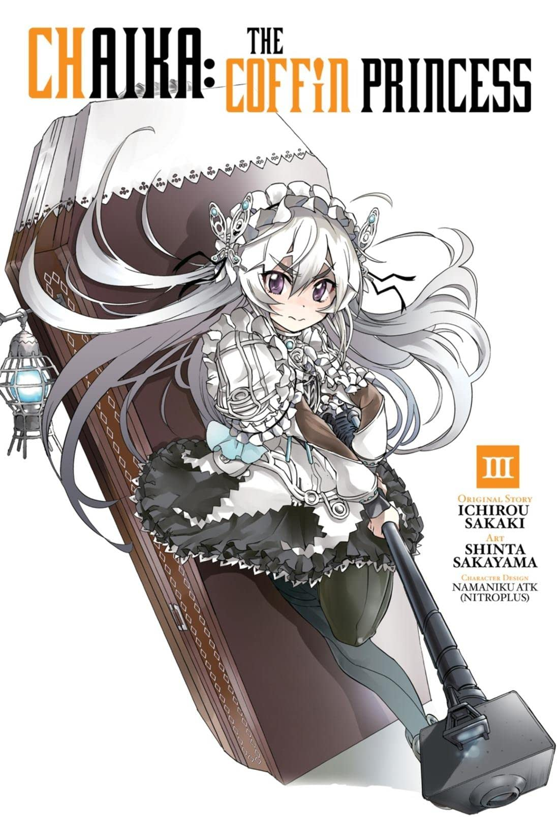 Chaika: The Coffin Princess Vol. 3
