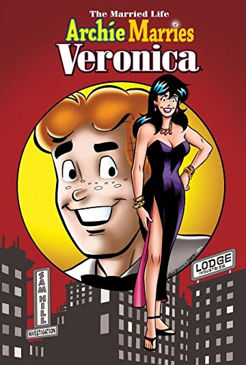 Archie Marries Veronica #32