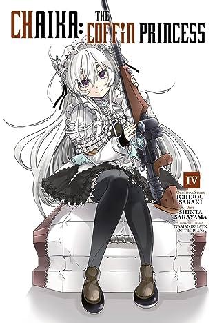 Chaika: The Coffin Princess Vol. 4