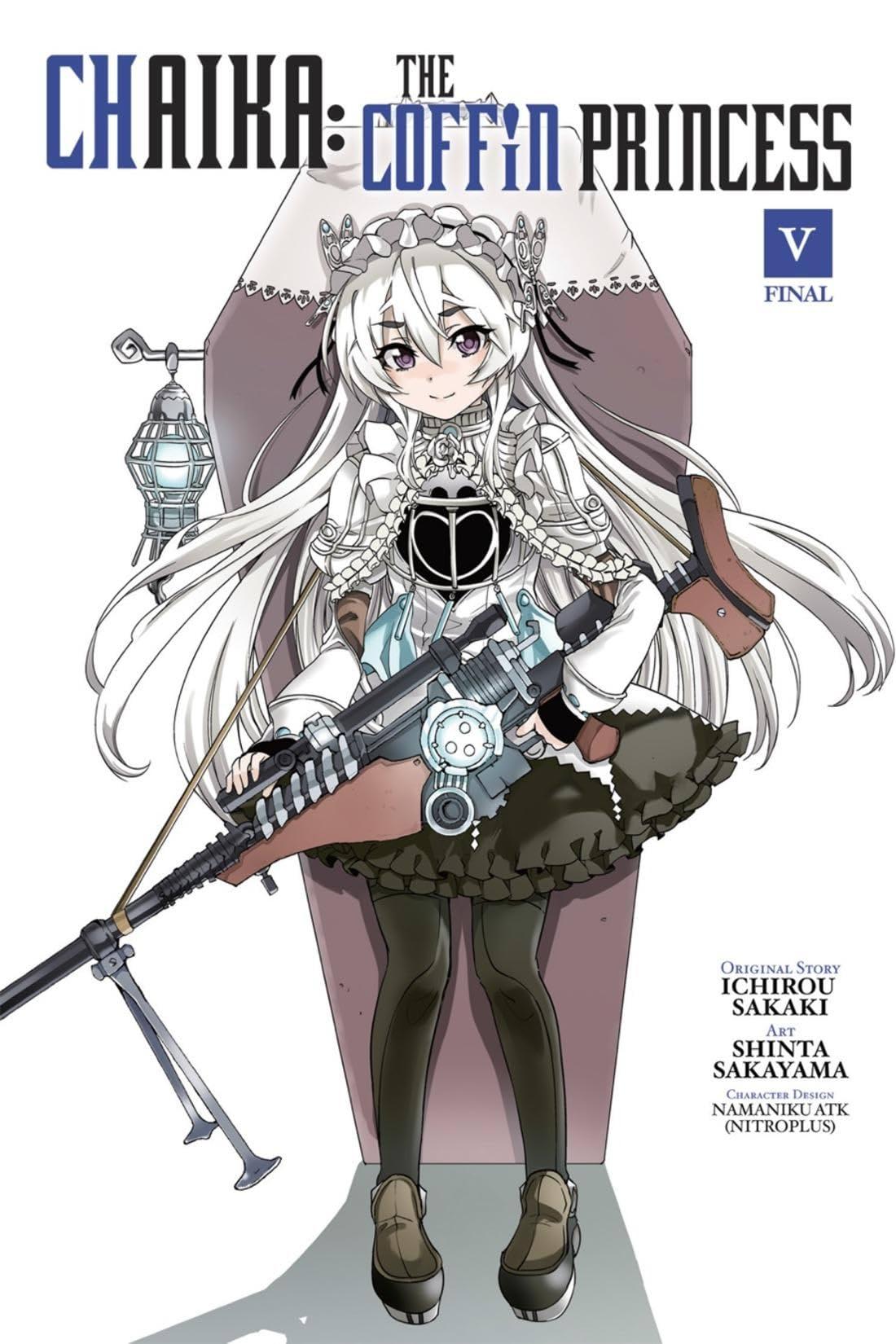 Chaika: The Coffin Princess Vol. 5