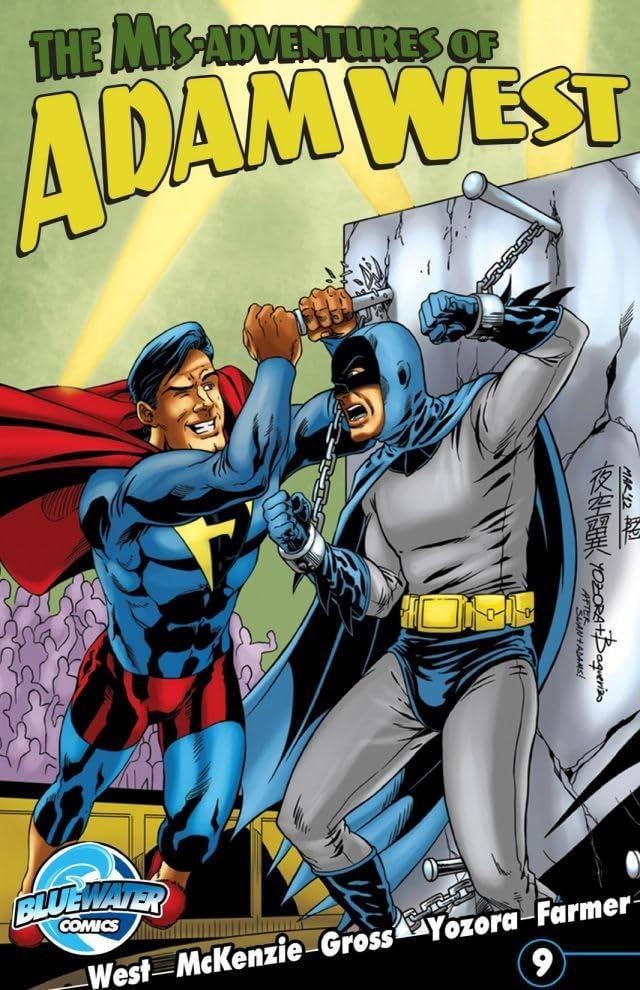 Mis-adventures of Adam West: Ongoing #9