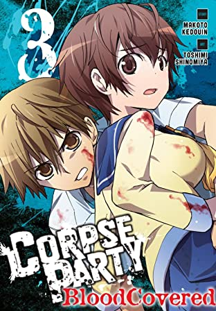 Corpse Party: Blood Covered Vol. 3