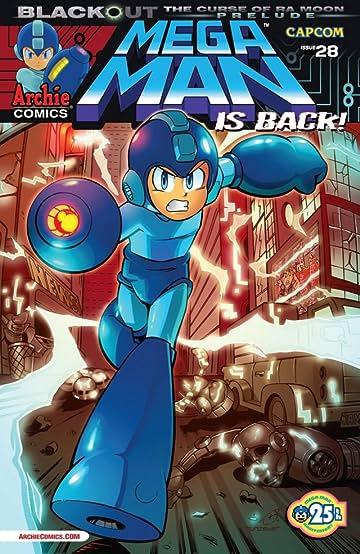 Mega Man #28