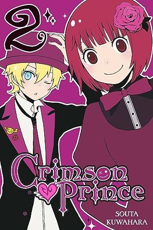 Crimson Prince Tome 2