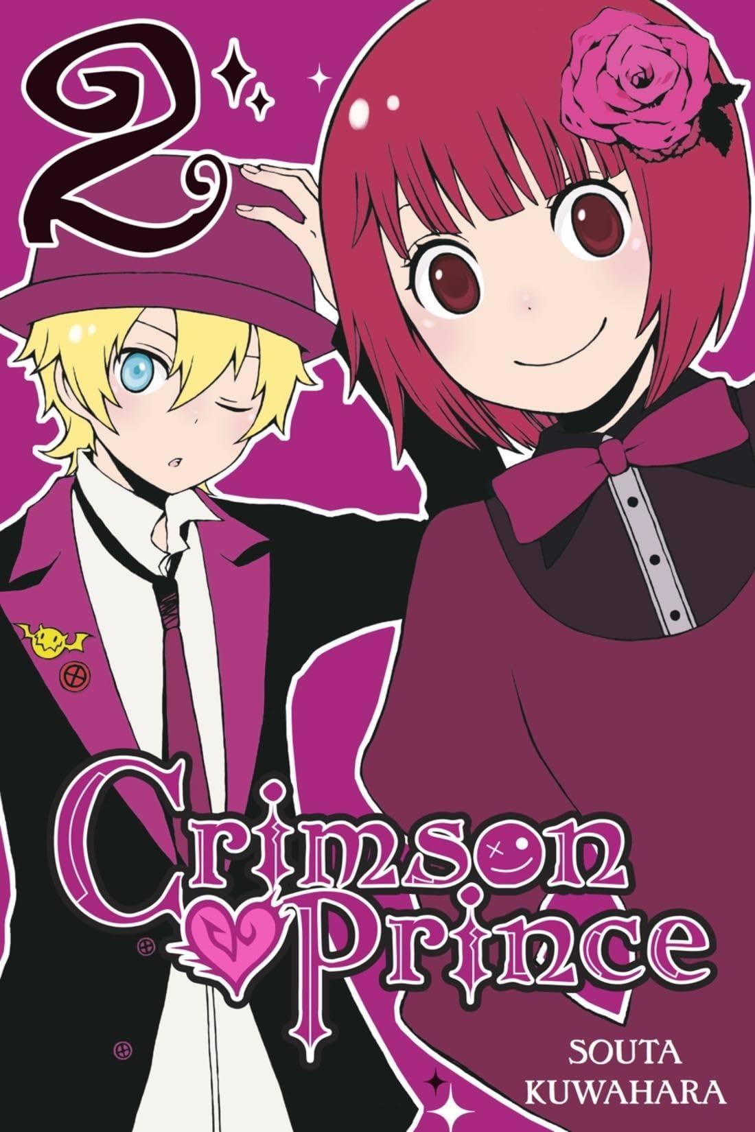 Crimson Prince Vol. 2