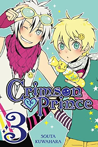 Crimson Prince Vol. 3