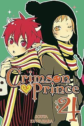 Crimson Prince Vol. 4