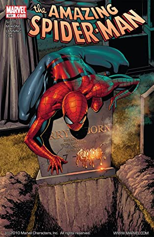 Amazing Spider-Man (1999-2013) #581