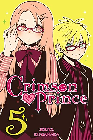 Crimson Prince Vol. 5