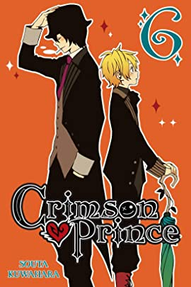 Crimson Prince Vol. 6
