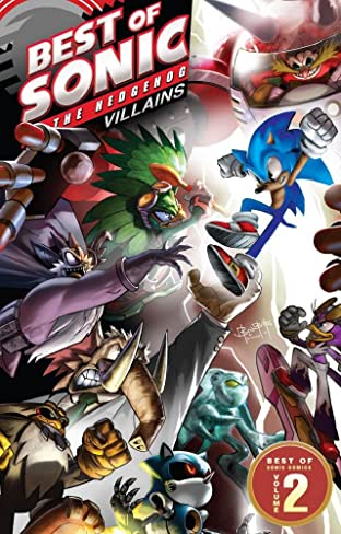 Best of Sonic the Hedgehog Vol. 2: Villains