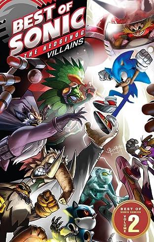 Best of Sonic the Hedgehog Vol. 2: Villains