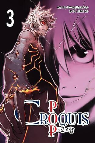 Croquis Pop Vol. 3