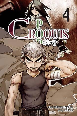 Croquis Pop Vol. 4