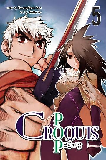 Croquis Pop Vol. 5