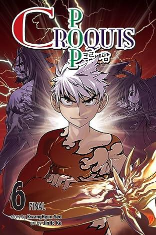 Croquis Pop Vol. 6