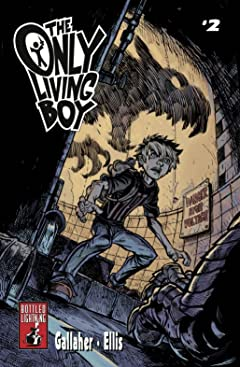 The Only Living Boy #2