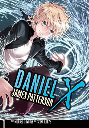 Daniel X: The Manga Vol. 1