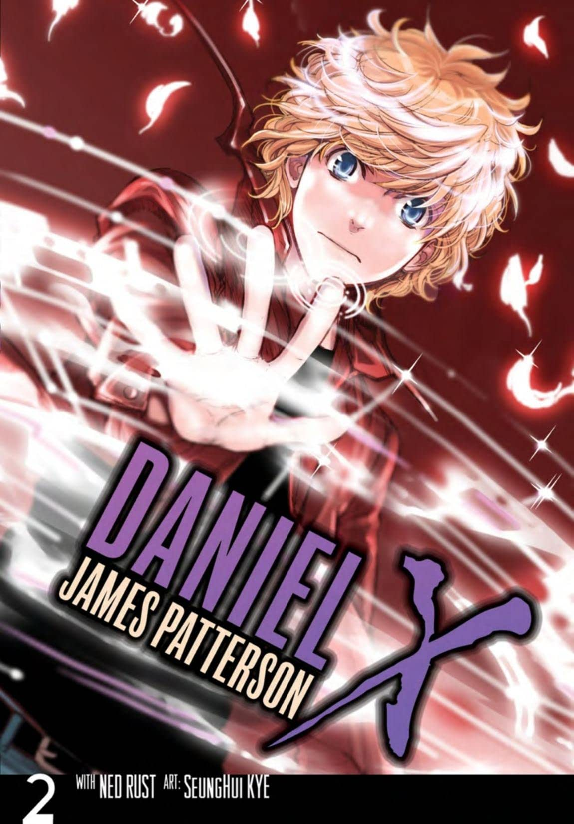 Daniel X: The Manga Vol. 2