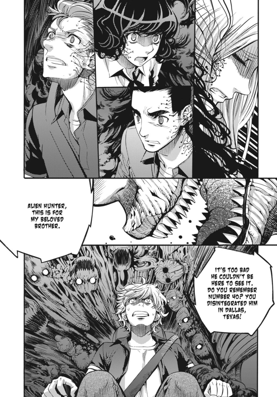 Daniel X: The Manga Vol. 3