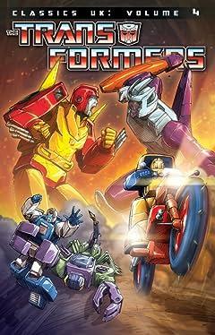 Transformers Classics: UK Vol. 4