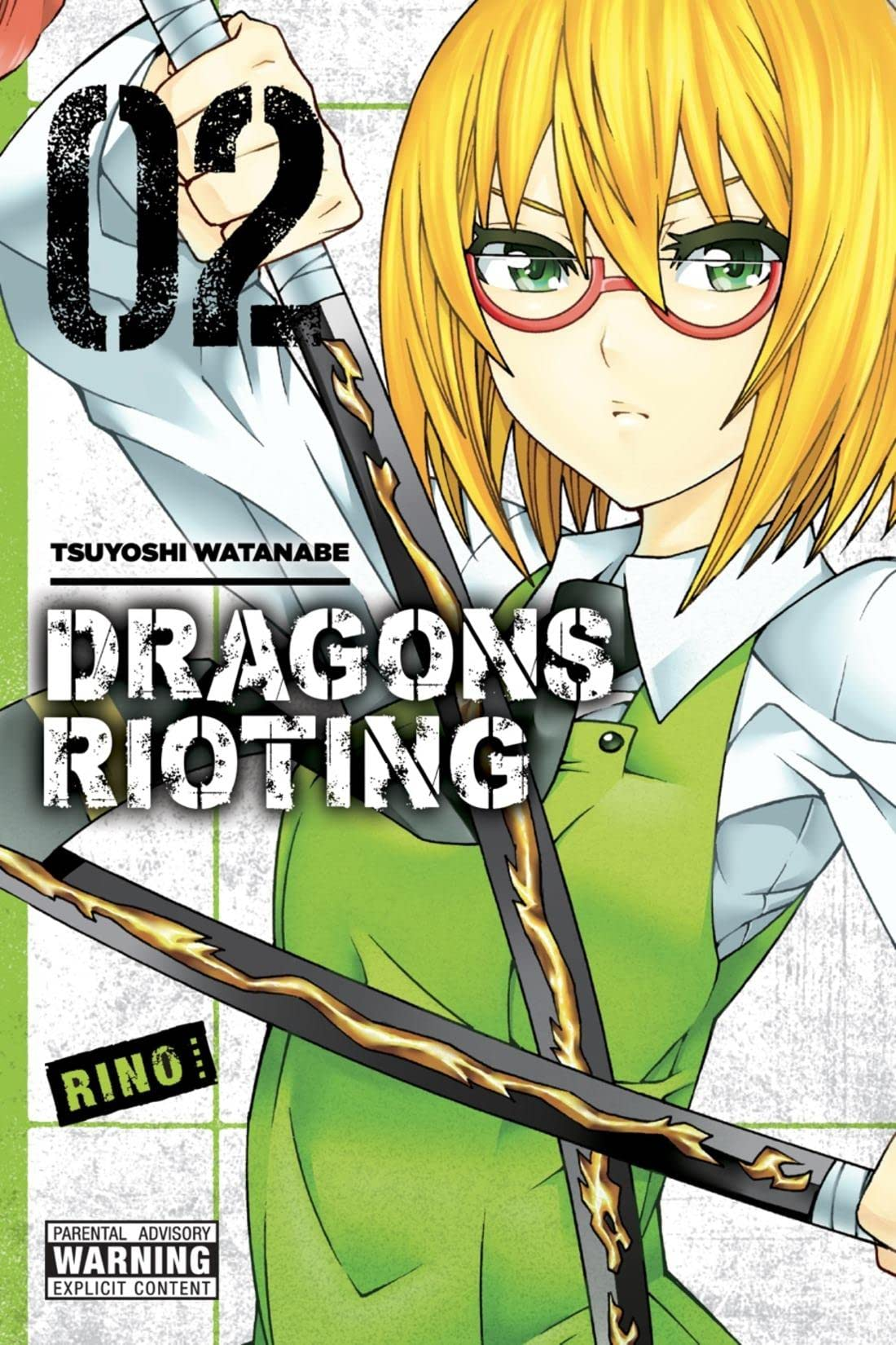 Dragons Rioting Vol. 2