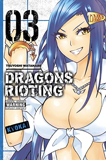 Dragons Rioting Vol. 3