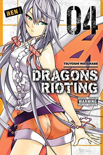 Dragons Rioting Vol. 4