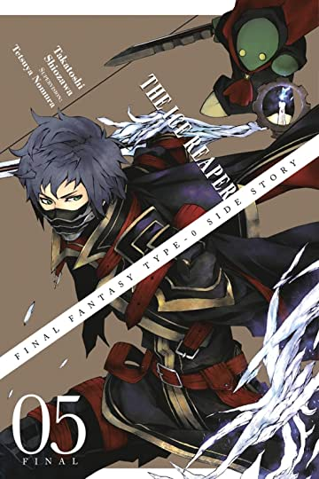 Final Fantasy Type-0 Side Story Tome 5: The Ice Reaper