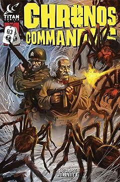 Chronos Commandos: Dawn Patrol #3 (of 5)
