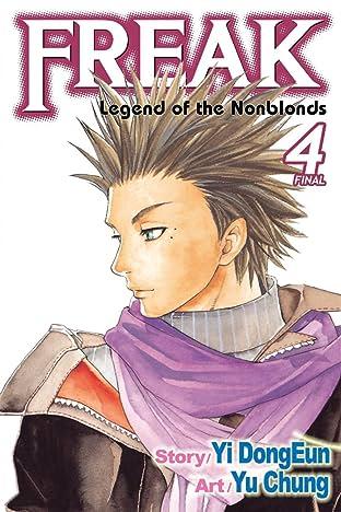 Freak Vol. 4: Legend of the Nonblonds