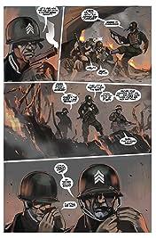 Chronos Commandos: Dawn Patrol #4 (of 5)