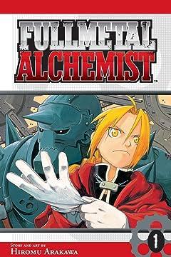 Fullmetal Alchemist Tome 1