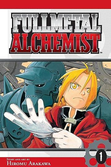 Fullmetal Alchemist Vol. 1