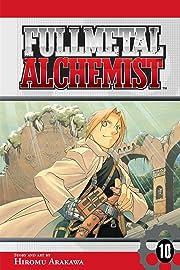 Fullmetal Alchemist Vol. 10
