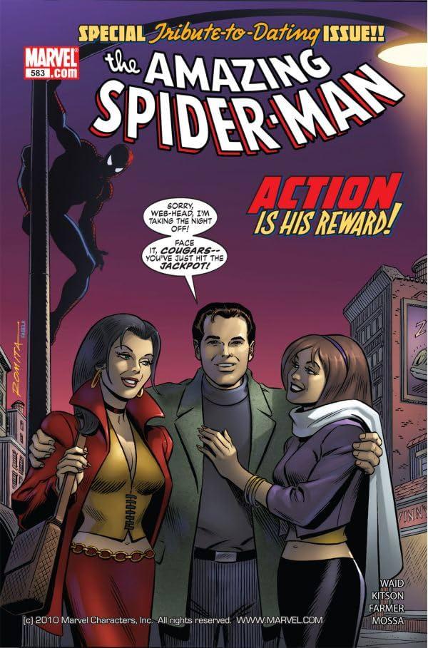 Amazing Spider-Man (1999-2013) #583
