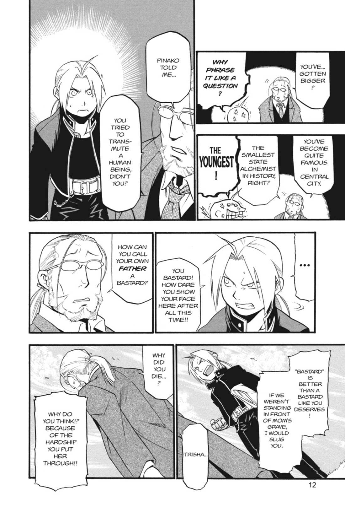Fullmetal Alchemist Vol. 11