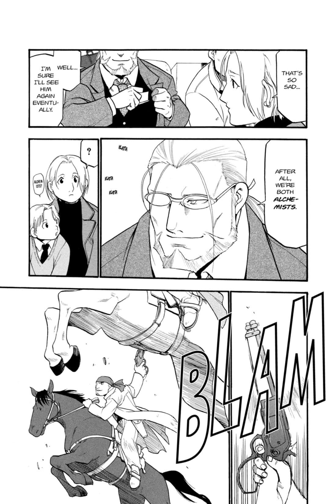 Fullmetal Alchemist Vol. 12
