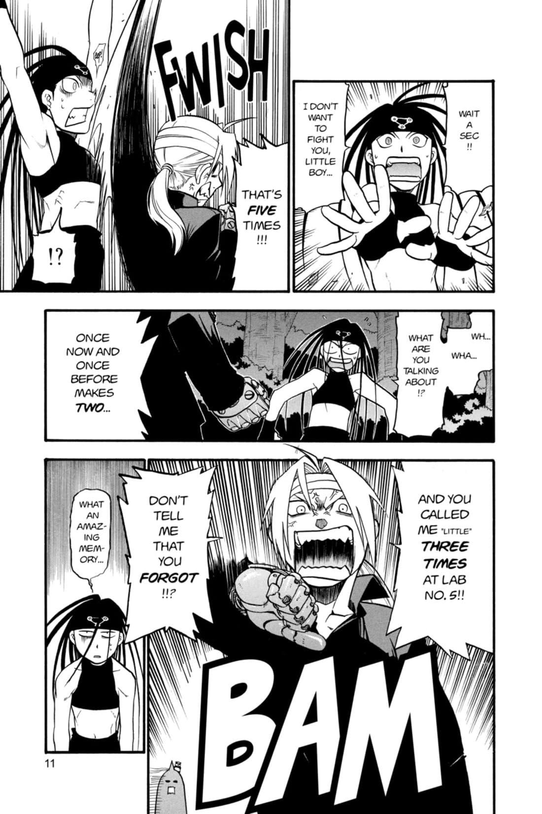 Fullmetal Alchemist Vol. 13
