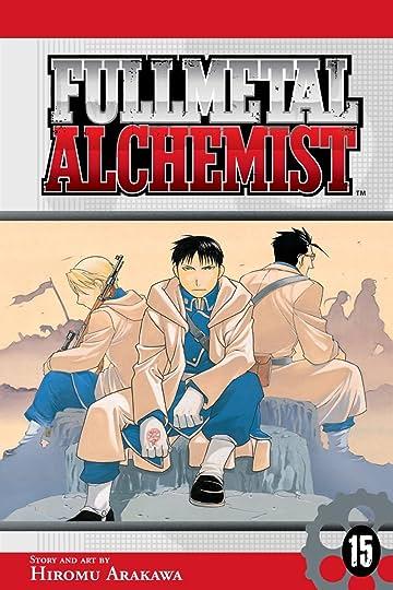 Fullmetal Alchemist Vol. 15