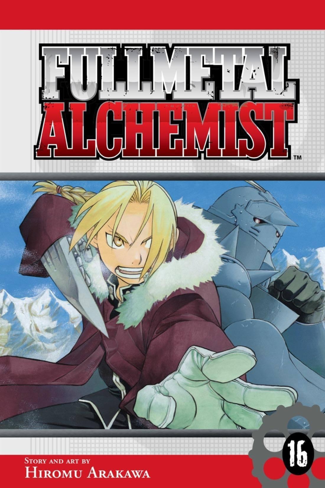 Fullmetal Alchemist Vol. 16