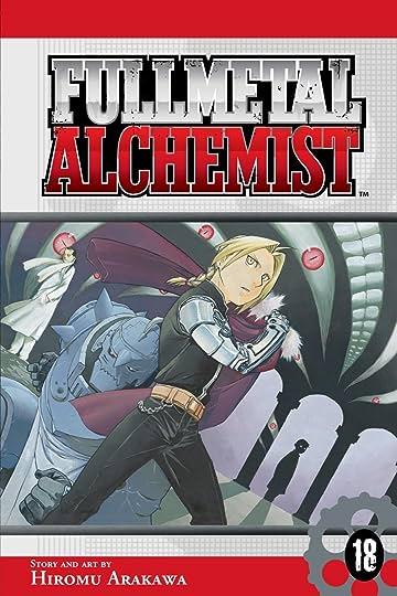 Fullmetal Alchemist Vol. 18