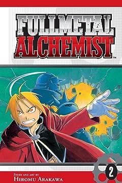 Fullmetal Alchemist Tome 2