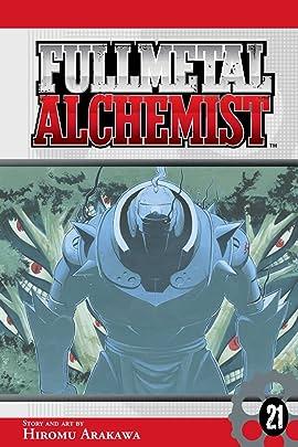 Fullmetal Alchemist Vol. 21