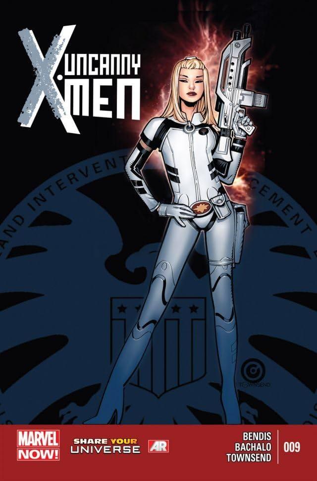 Uncanny X-Men (2013-) #9
