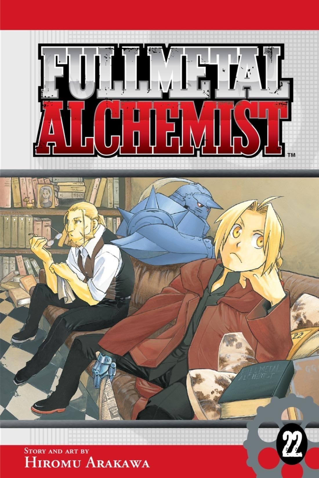 Fullmetal Alchemist Vol. 22