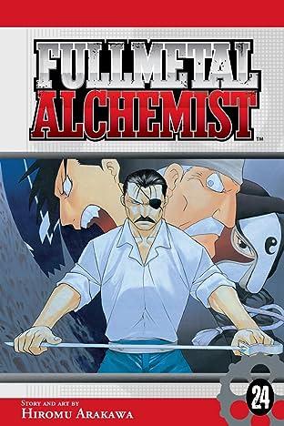 Fullmetal Alchemist Vol. 24