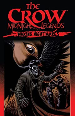 The Crow Midnight Legends Vol. 4: Waking Nightmares